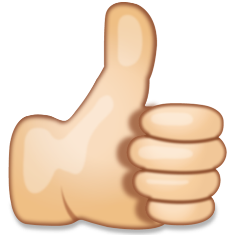No More Thumbs Up on Social Media